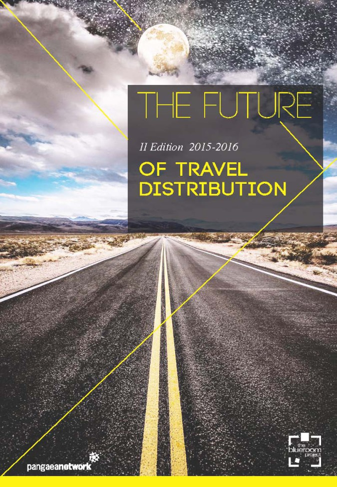 The future of travel distribut II edition by Pangaea Network 1