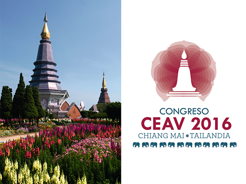 Congreso CEAV 2016 Chiang Mai Tailandia