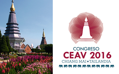 Blueroom manages the celebration of CEAV 2016 Congress in Chiang Mai