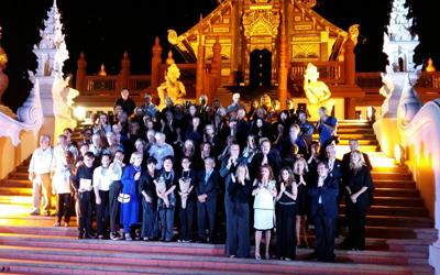 The Blueroom Project lleva el congreso de CEAV (Confederación Española de Agencias de Viajes) a Tailandia por segunda vez en 6 años