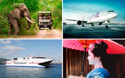 Qatar Airways, Turismo de Japón, Trasmediterránea y Turismo de Sudáfrica, nuevos clientes de The Blueroom Project