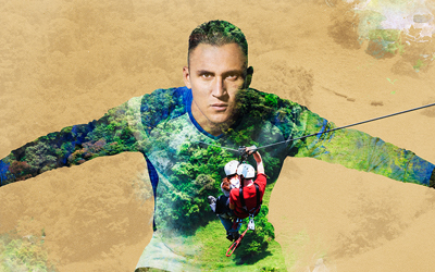 """The Happiest Goalkeeper in the World"" the new campaign with Keylor Navas"