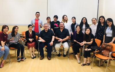 The Blueroom Project presenta la Nueva Teoría Estratégica – NTE en Asia