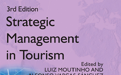 New book Strategic Management in Tourism is coming out