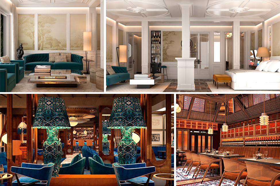 BLESS Collection Hotels de Palladium Hotel Group