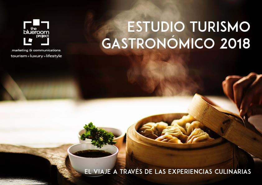 Estudio sobre Turismo Gastronómico 2018