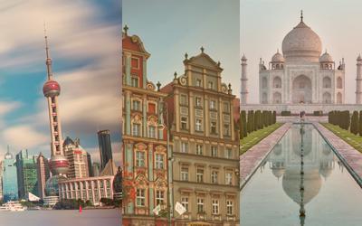 The Blueroom Project presenta nuevas soluciones y servicios en los mercados emergentes de China, India y Este de Europa