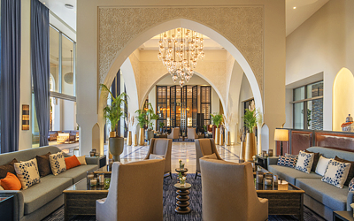 The Blueroom Project appointed the PR agency for Hilton Tangier Al Houara Resort & Spa in Spain