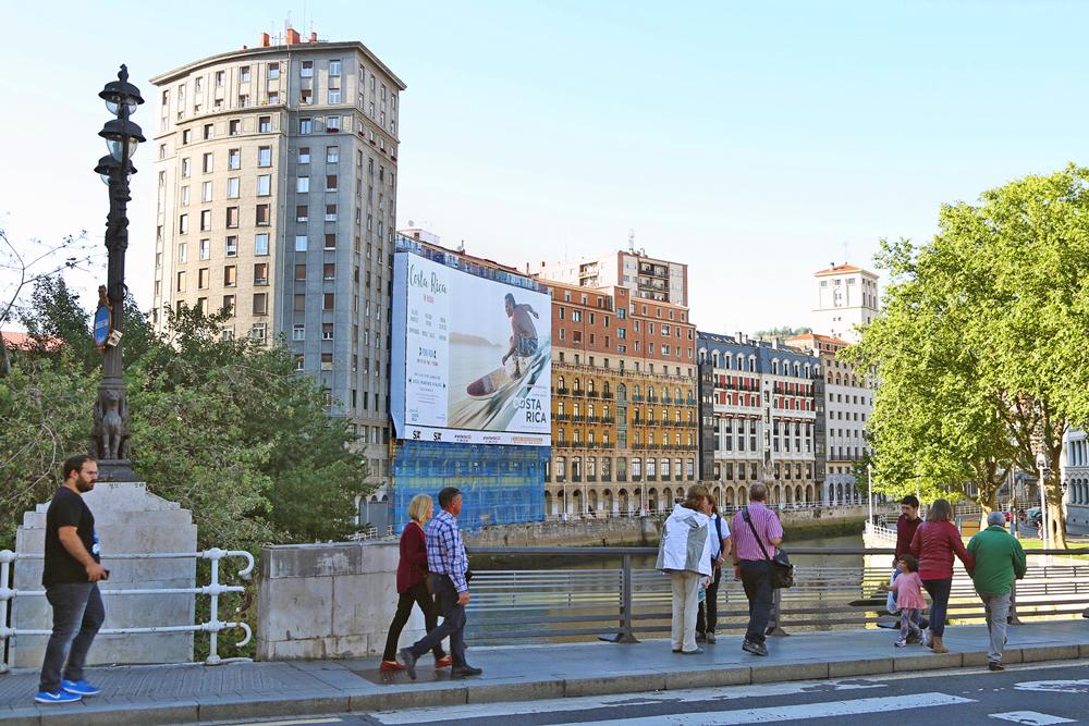 Costa Rica en Bilbao
