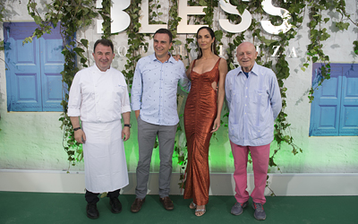 Bless Collection Hotels celebrates two great opening parties in Madrid and Ibiza, with Eugenia Silva as ambassador