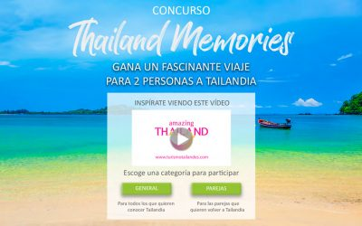"Concurso on-line ""Thailand Memories"""