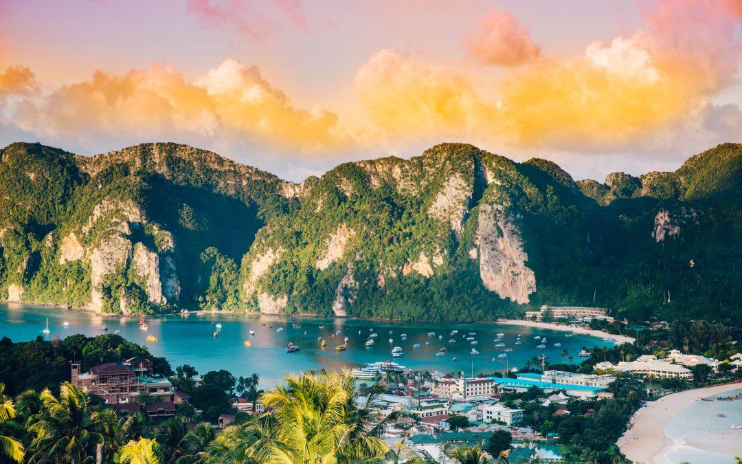 Tailandia, destino de lujo