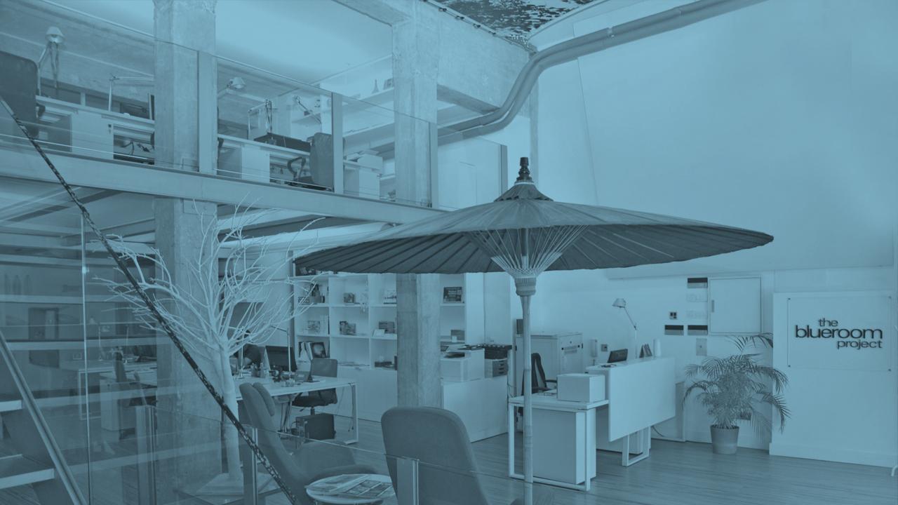 Oficina The Blueroom Project