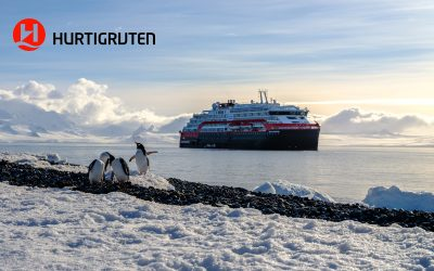 "#ISTAYATHOMEWITHHURTIGRUTEN (better known as ""Out on the Balcony and Breathe"")"