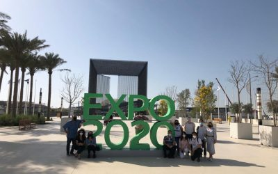 Dubai Expo, a Fam Trip to be up to date