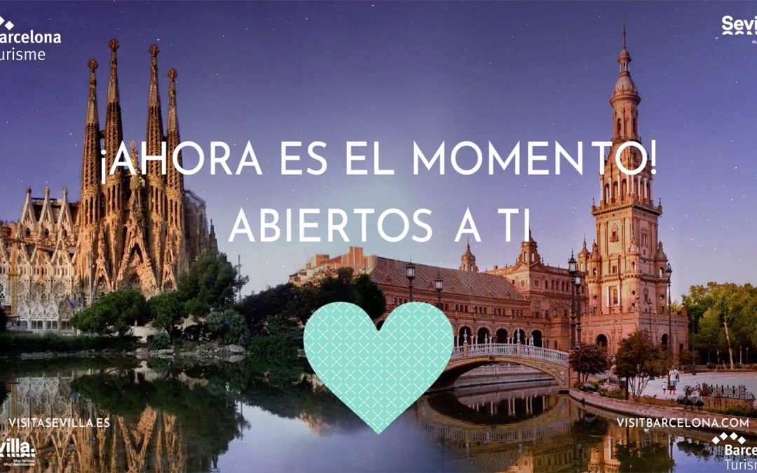 Alliance campaign between Barcelona & Sevilla